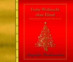 CD Cover Frohe Weihnacht ohne Elend