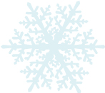 schneeflocke einzeln